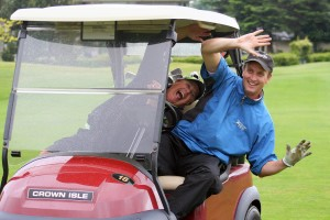 Past participants have some fun during the St. Joseph's Hospital Foundation Golf Classic. The 25th annual Classic on June 17 is now open for registration and sponsorship.