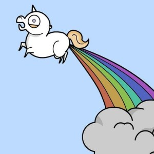 Great writing doesn't flow like rainbows from the backsides of flying unicorns.