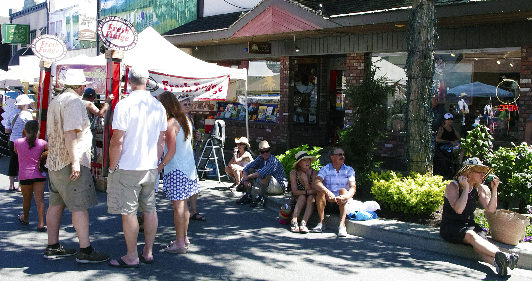 Friday Night Markets Headline A Summer Of Downtown Courtenay Market Fun