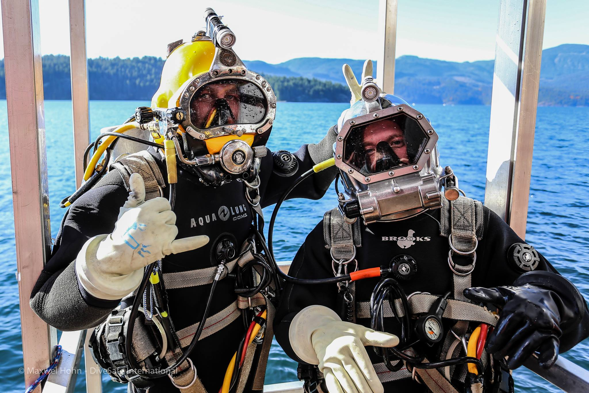 Campbell River Dive Program The First Of Its Kind In Canada