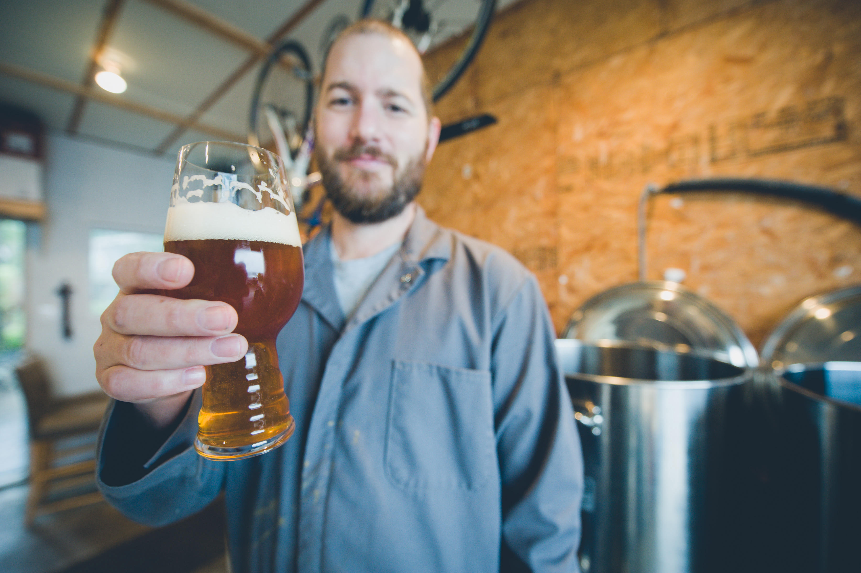 Vancouver Island 'Craft Beer & Wilderness' Retreat A Uniquely Canadian First