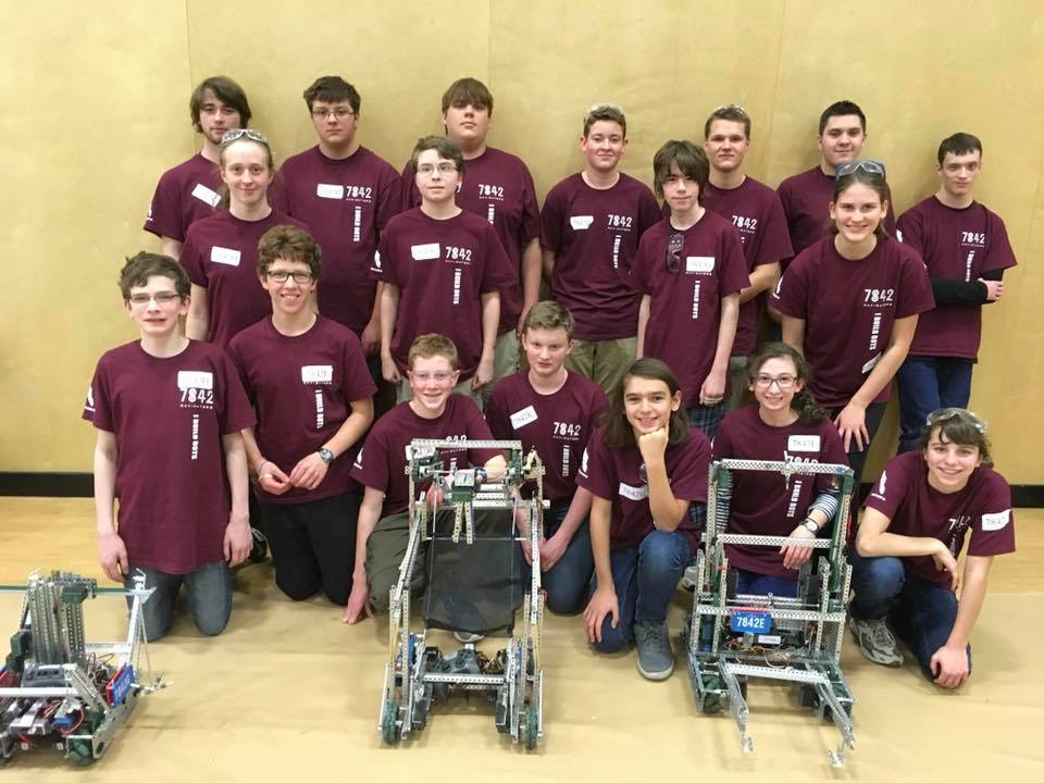 Comox Valley Robotics Teams Ready To Shine At Mid-Island Challenge